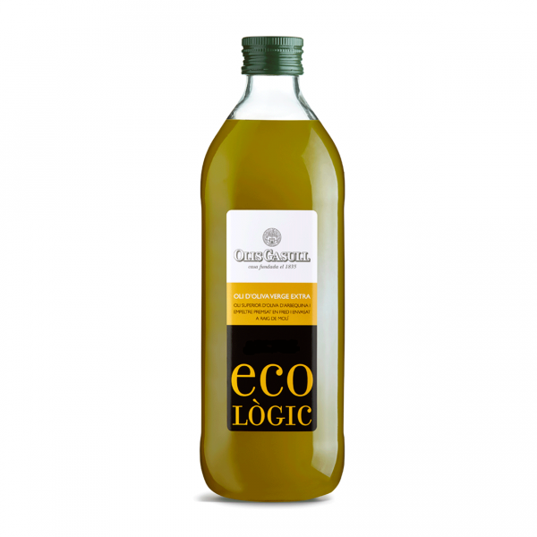 Organic Extra Virgin Oil Bottles 1L